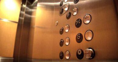 Nút bấm thang máy gia đình thể hiện điều gì?